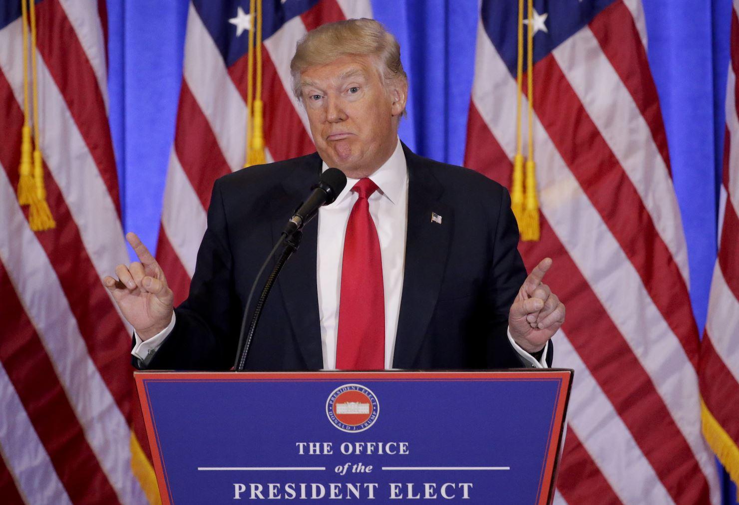 Thumbnail for Trump: El muro sí va y las claves de su discurso
