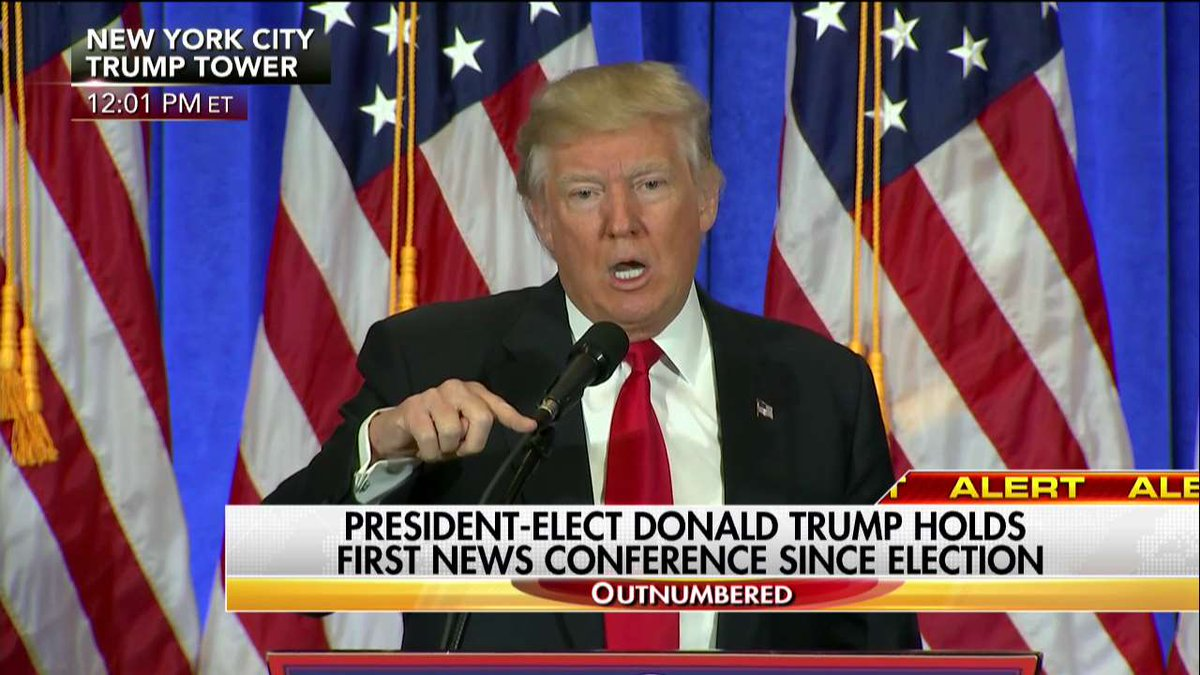 .@realDonaldTrump: It's not a fence. It's a wall... We're going to build a wall.