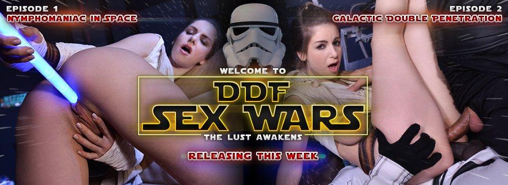 Star wars adult pics xxxstarwars twitter