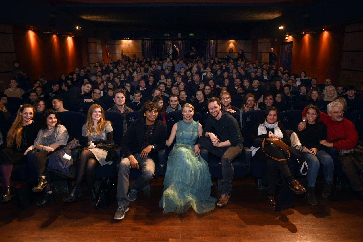 Film Split Anteprima Milano 2017