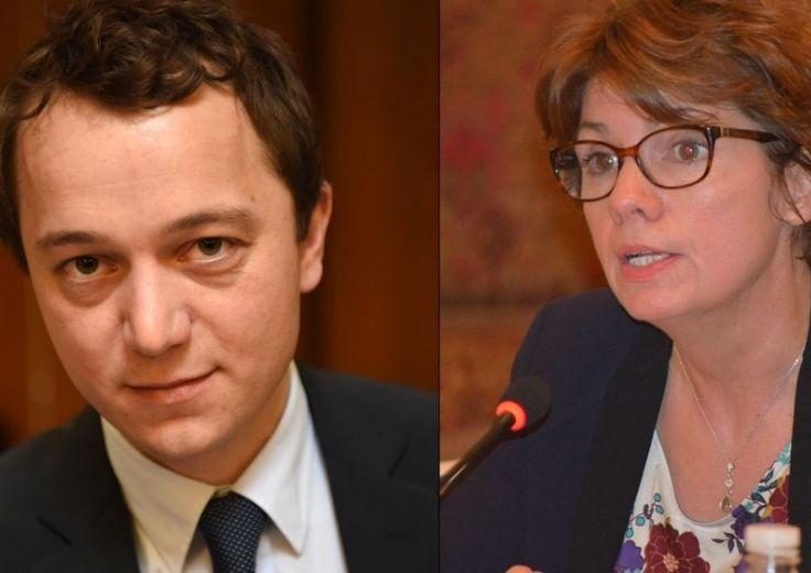 #Législatives à #Morlaix. @MaeldeCalan gagne l&#39;investiture des #Républicains face à @agneslebrun  http://www. letelegramme.fr/finistere/morl aix/legislatives-a-morlaix-de-calan-gagne-l-investiture-face-a-le-brun-11-01-2017-11359356.php &nbsp; … <br>http://pic.twitter.com/RjLJjq7vEb