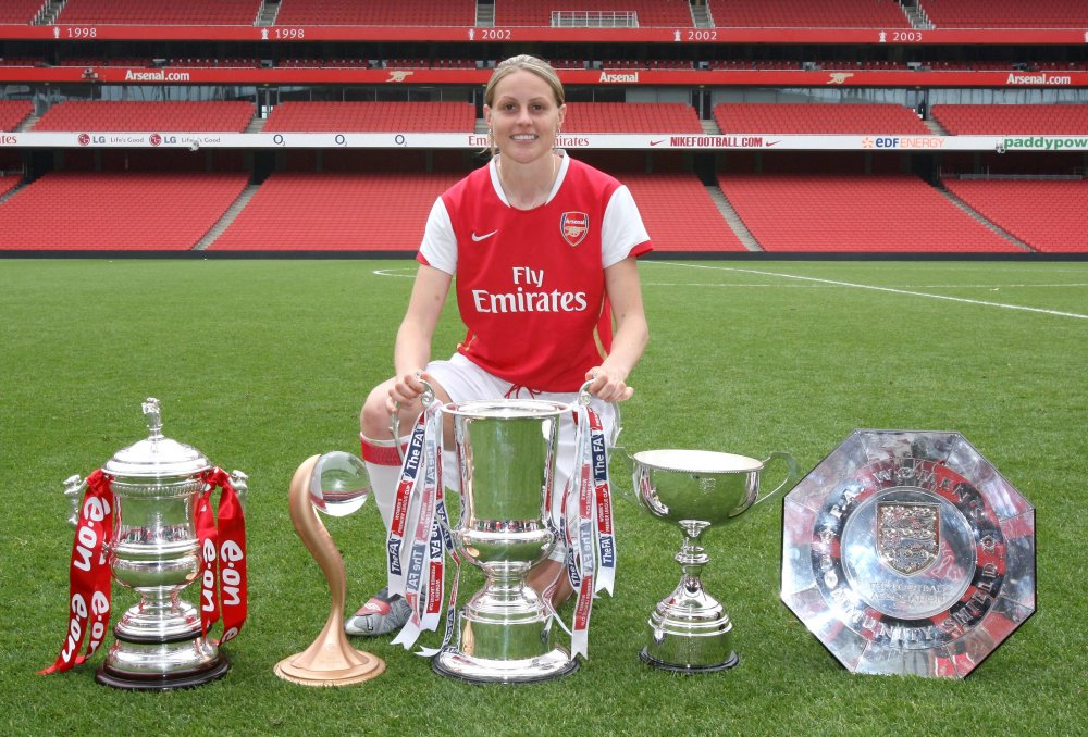 England Women's all-time leading goalscorer Kelly Smith has announced...
