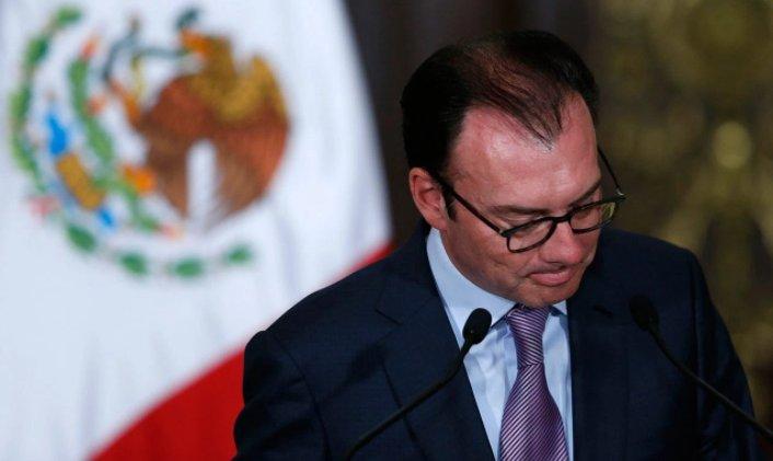 En nuevas palabras de #Videgaray: la relación con EEUU será digna, res...