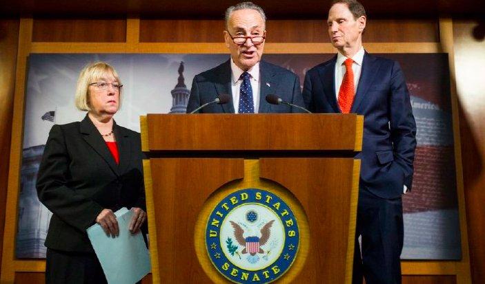 Democrats ask Trump to delay confirmation hearings