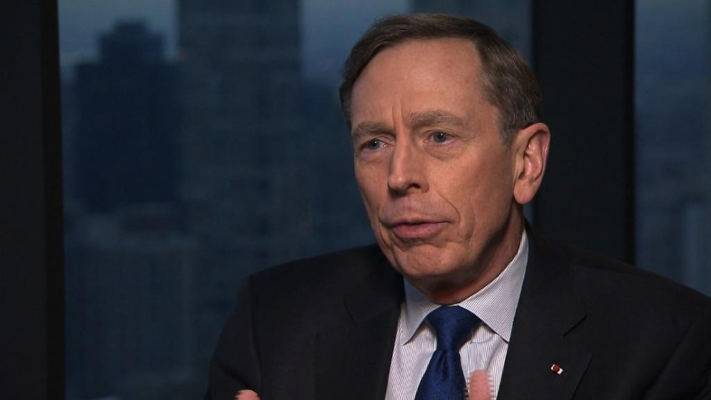 David Petraeus says Donald Trump won't reintroduce torture