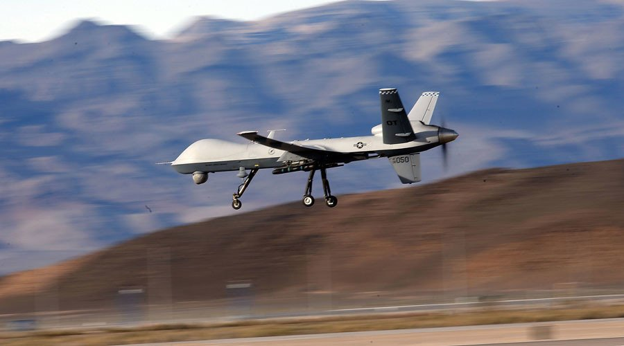 Britain looking to US #drone assassination model as it seeks to update...
