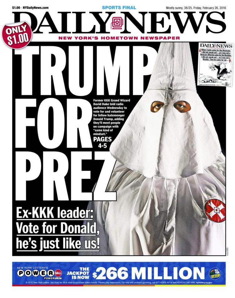Бедный Трамп. Мне его жалко, как Божене НТВшников.