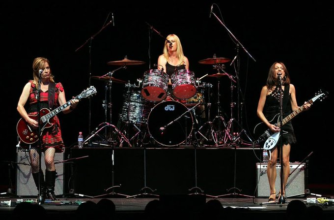 Happy Birthday to Vicki Peterson ( founding member of The Bangles.