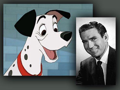Happy birthday to Rod Taylor, the voice of Pongo!