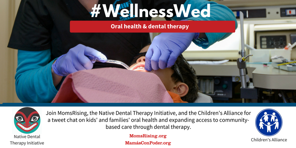 Thumbnail for #WellnessWed: Access to Oral Health Care & Dental Therapists