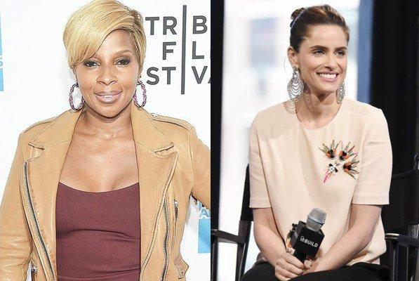 January 11: Happy Birthday Mary J. Blige and AmandaPeet