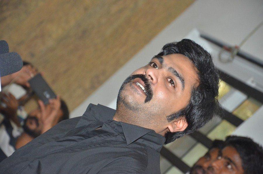 Tamilstar On Twitter Actor Simbu Press Meet On Jallikattu Issue