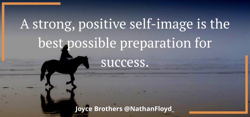 A strong, positive self-image is the best possible preparation for success. #カレーの好み #leadership #wednesdaywisdom<br>http://pic.twitter.com/LBg5lgGxqu