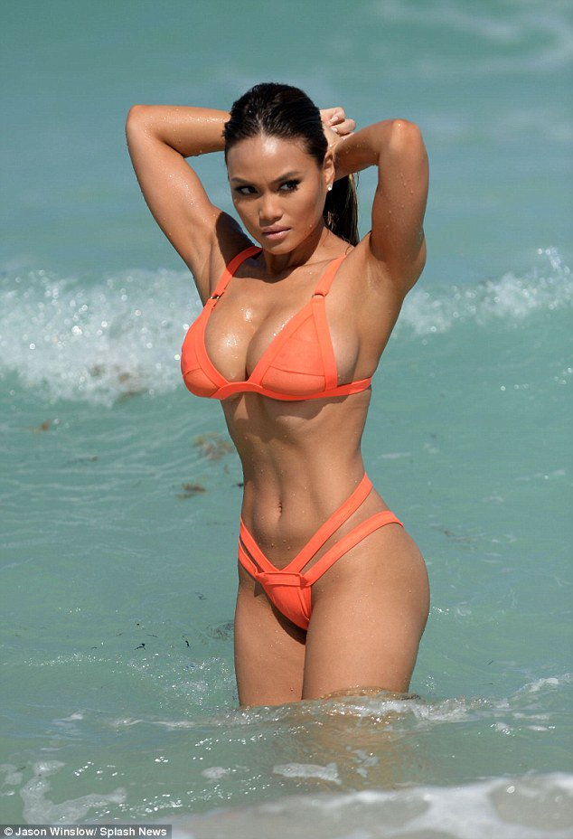 Perfect ebony body