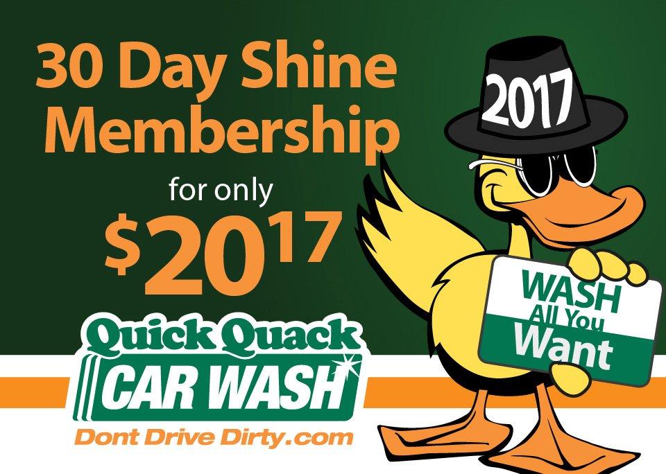 Quick Quack Car Wash on Twitter: \