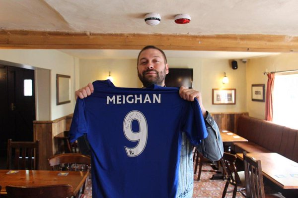 Happy 36th Birthday to our great friend and supporter Tom Meighan of