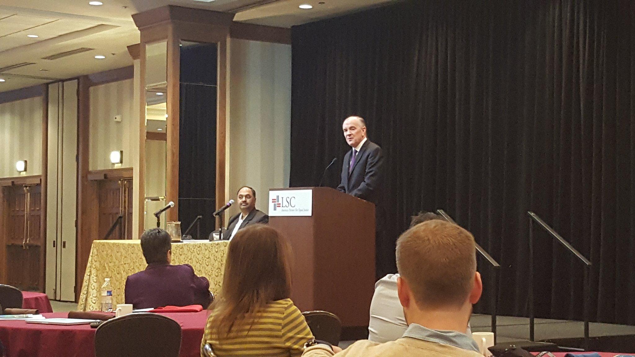 Opening remarks from Jim Sandman @LSCtweets to kick off #tig2017 conference. #LSCTIG https://t.co/2tLMb0YVJa
