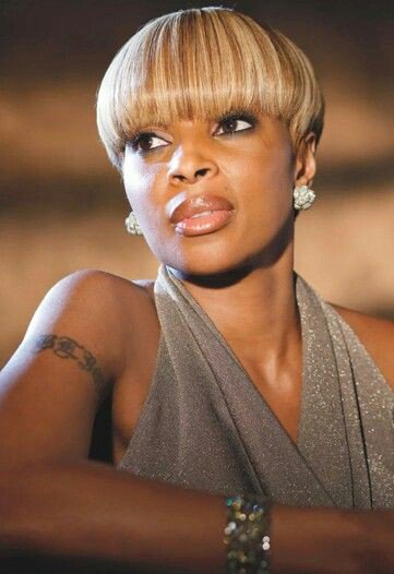Happy Birthday, Mary J. Blige, born January 11th, 1971, in Mt. Vernon, New York.