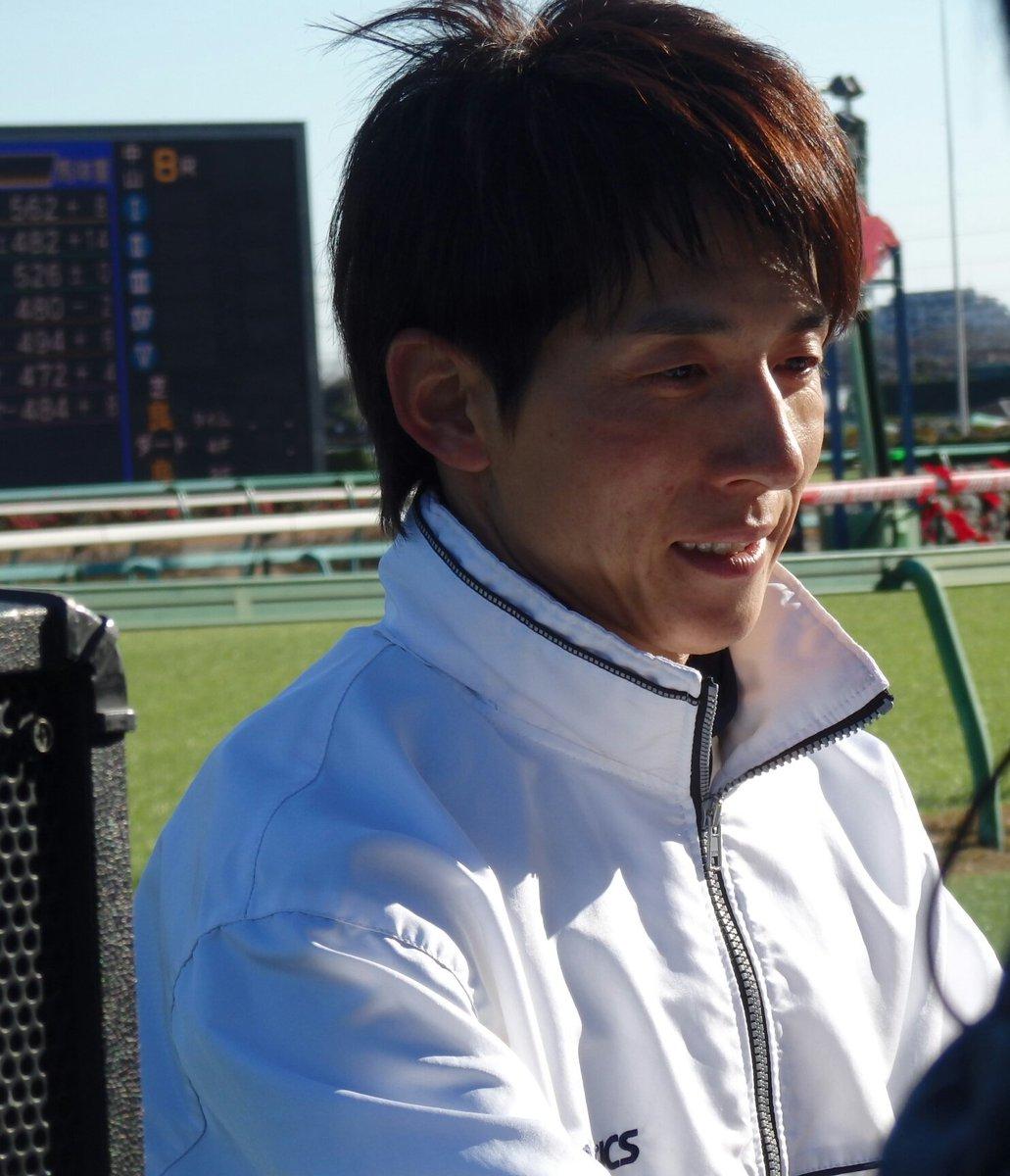 """et-coquine on Twitter: """"1月12日、幸英明騎手お誕生日おめでとう ..."""