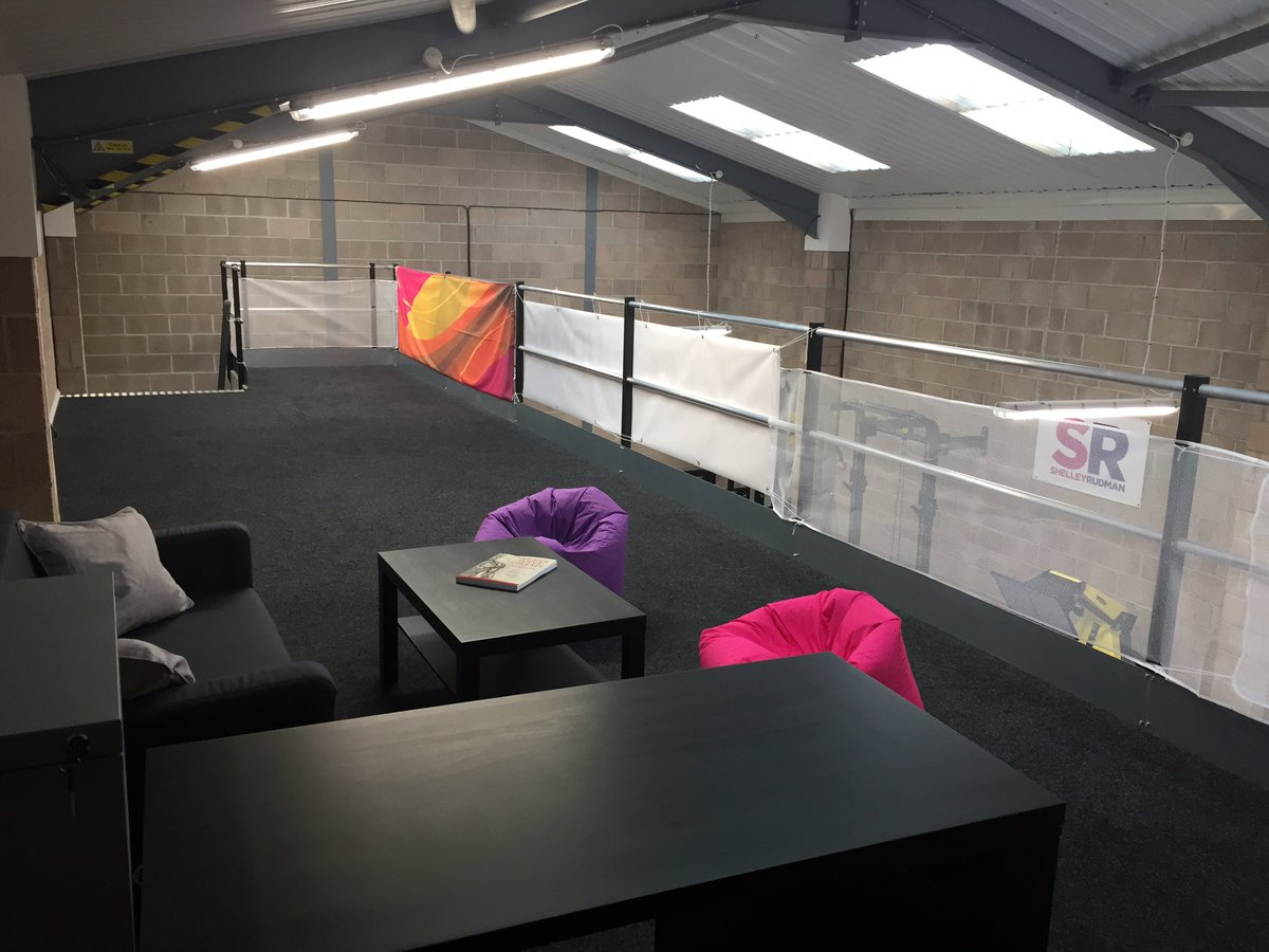 """Chill Out Area shelley rudman oly on twitter: """"every gym has to have an office and"""