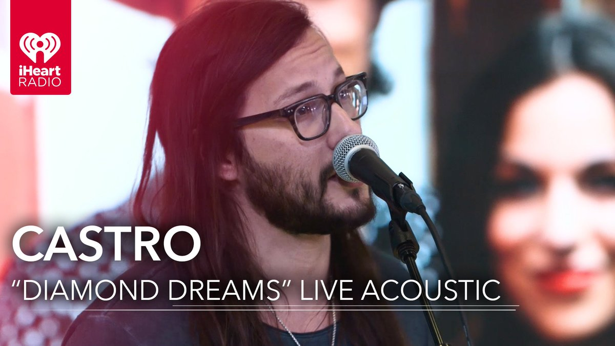Take a break this afternoon and enjoy an acoustic performance from @Ca...