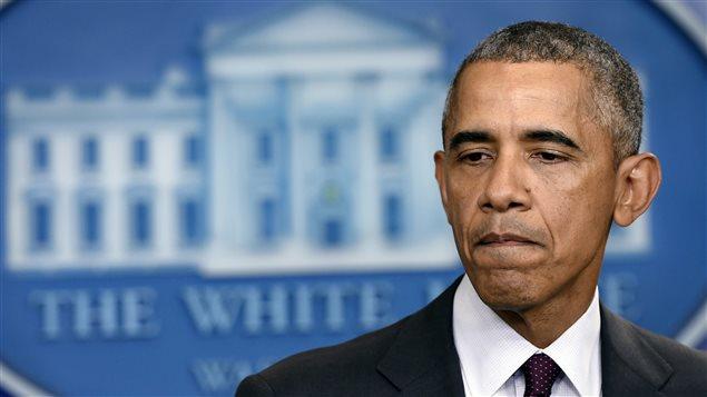 Vous avez manqué le discours d&#39;adieu de Barack Obama?  Voici un résumé :  http:// bit.ly/2j6Fsap  &nbsp;    #Polusa #obama<br>http://pic.twitter.com/iEZuJgVq3G