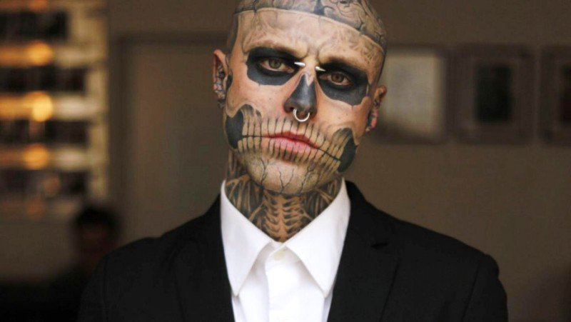 Dermablend - Uncover Zombie Boy