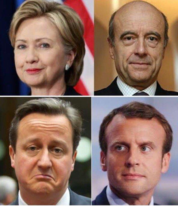 Être le candidat OFFICIEL des #médias, c&#39;est bon dans les sondages mais cela ne fait pas gagner l&#39;élection. #Fillon <br>http://pic.twitter.com/JQDR6JmDSa
