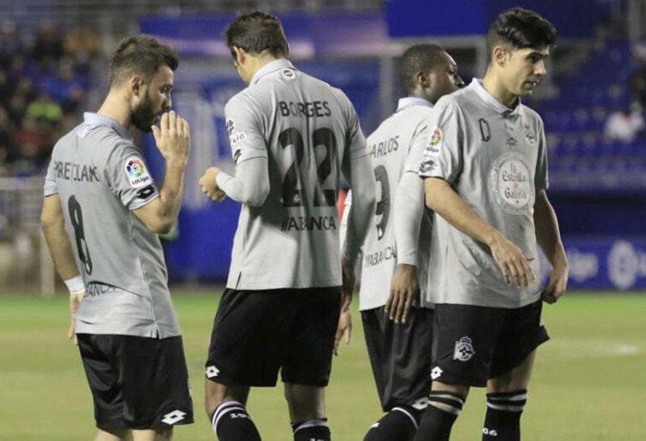 Emre Çolak'ın asisti yetmedi... Deportivo, Kral Kupası'na veda etti ht...