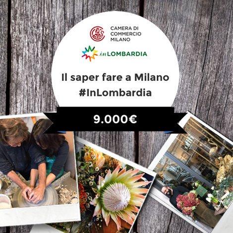 Risultati immagini per Il saper fare a Milano #InLombardia