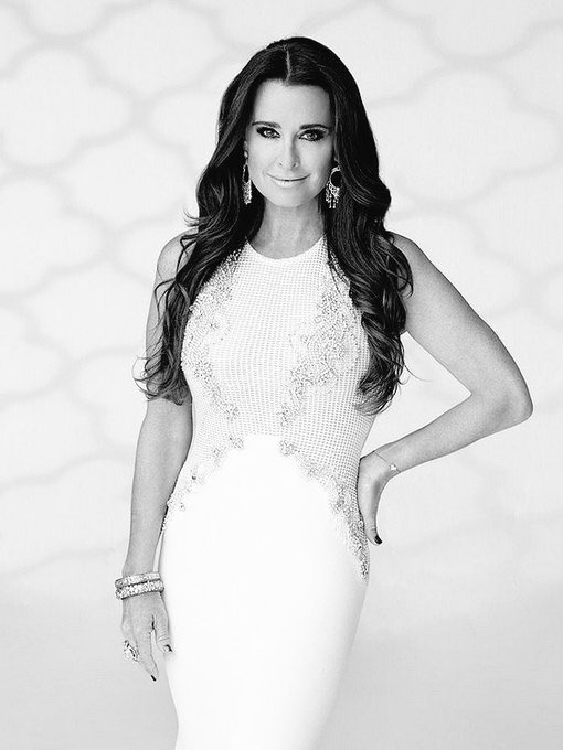 Happy birthday Kyle Richards! ¡Feliz cumpleaños