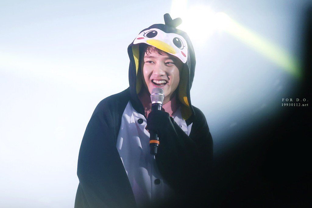 the most precious little penguin #HappyKyungsooDay