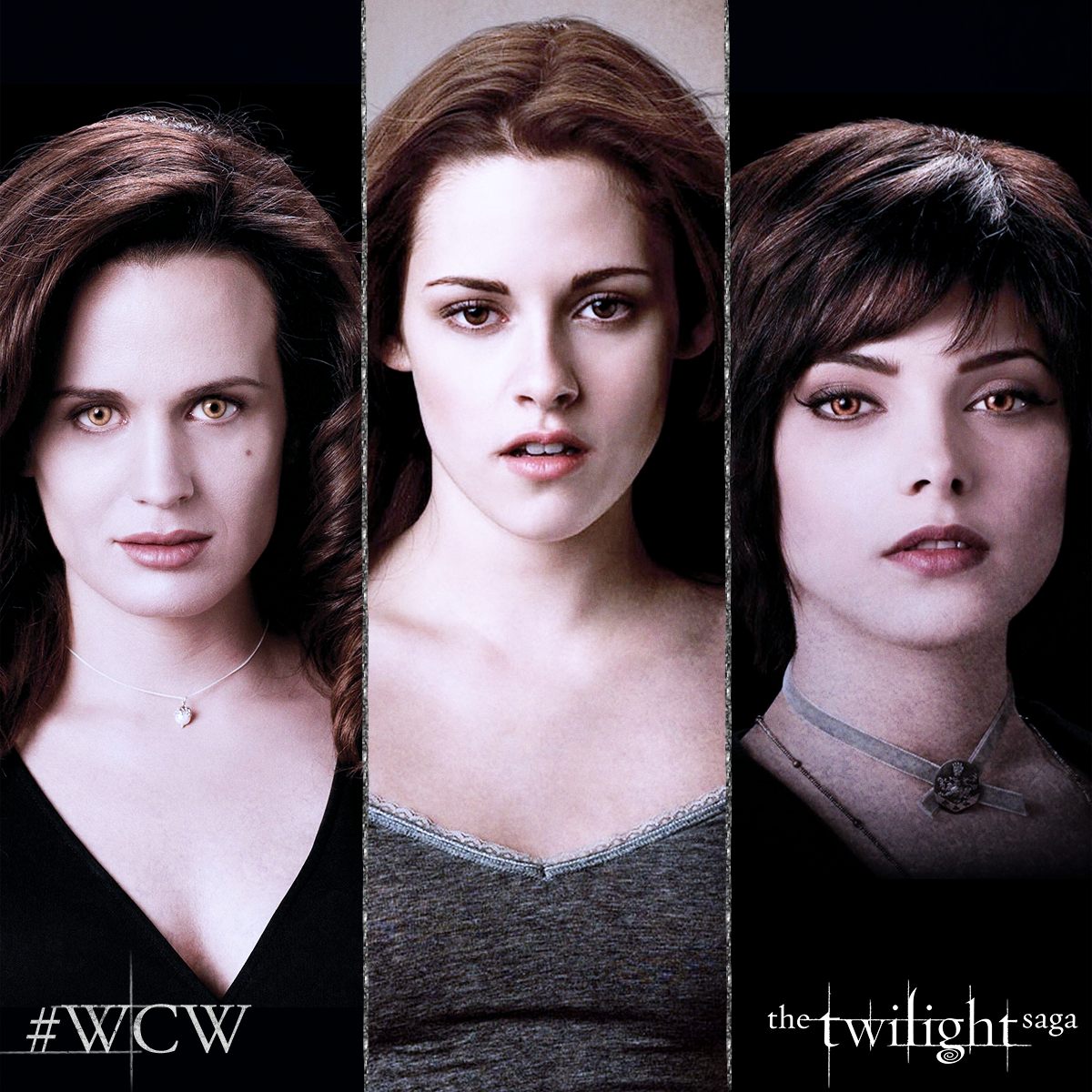 Which #Twilight beauty is your #WCW? htt...