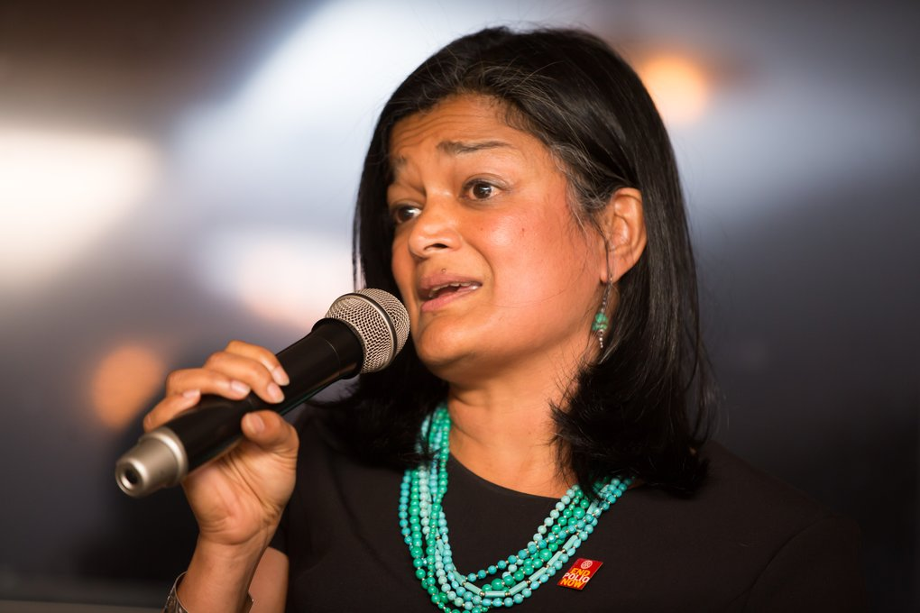 US Rep. &amp; Indian American Pramila Jayapal of Seattle gets seat on House Judiciary Committee. Congrats! @PramilaJayapal #USPolitics #NRIs<br>http://pic.twitter.com/6giUfXjYu3