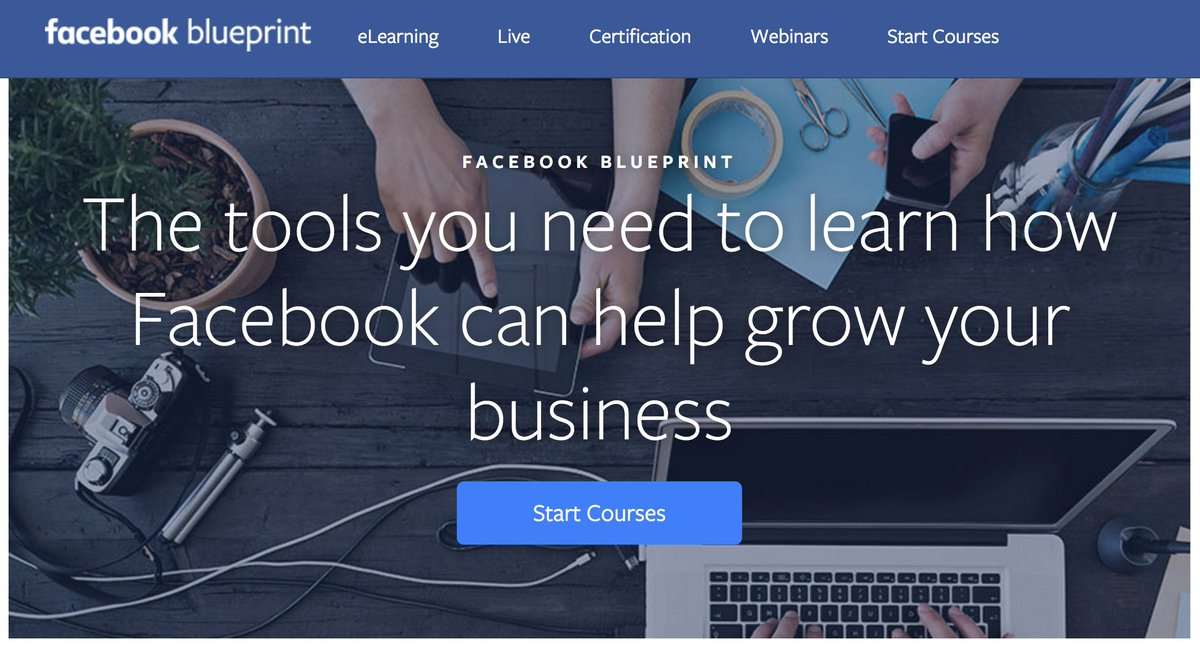 .@buffer A7. Facebook&#39;s own training resource = Blueprint. Good one for peeps to check out:  https://www. facebook.com/blueprint  &nbsp;   #bufferchat <br>http://pic.twitter.com/IZ8r2QelOO