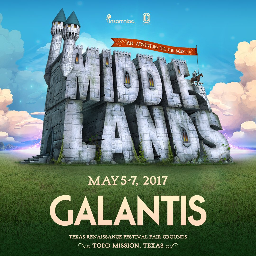Headin back to the Middle Ages ⚔️ @Middlelands See u there