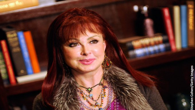 Join us in wishing a happy 71st birthday to Naomi Judd!!!