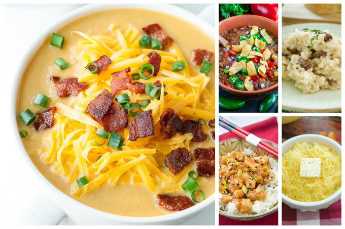 23 Savoury Instant Pot Recipes