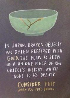 Consider this when you feel broken.. #wellnesswednesday #wednesdaywisdom #mentalhealth <br>http://pic.twitter.com/DISud5XSZL