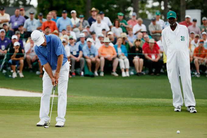 """Not many have \""""Master\""""-ed the game quite like Ben Crenshaw. Wishing Gentle Ben a very Happy Birthday!"""