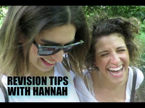 Revision Tips With Hannah