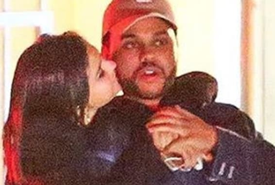 People are freaking out about these pics of the Weeknd & Selena Go...