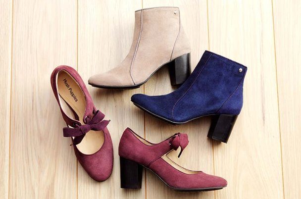 Boots & Bows. Dig your heels in. #whatsyourcasual #weinventedcasual