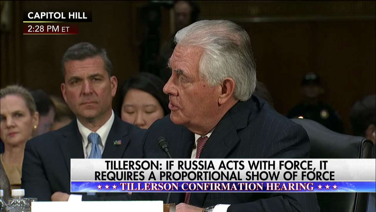 Rex Tillerson: 'We want to ensure at all times if confirmed the Secretary of State &  is @StateDeptfully transparent with the public.'