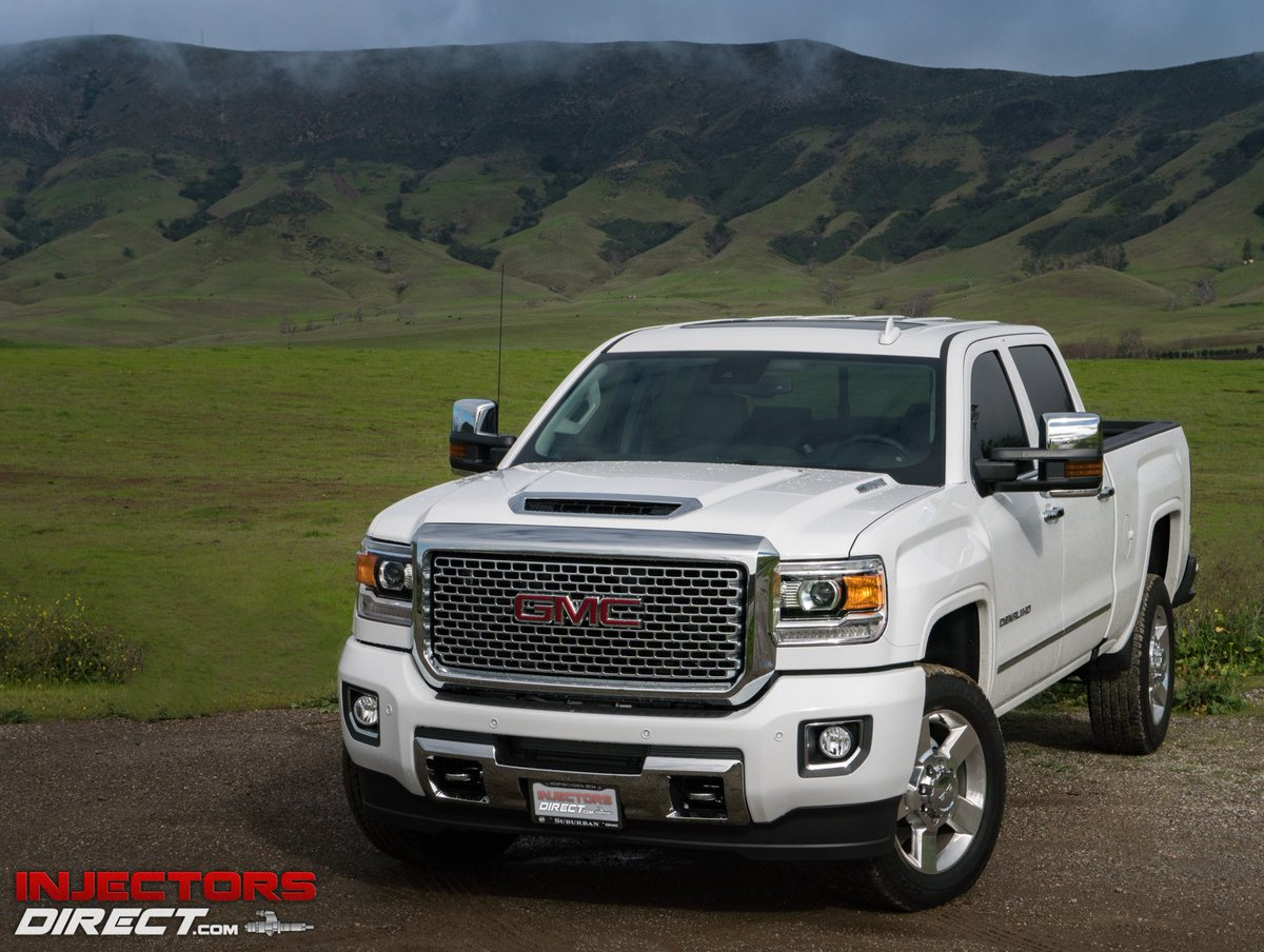 Injectors Direct On Twitter Another Look At Our 2017 Gmc Sierra