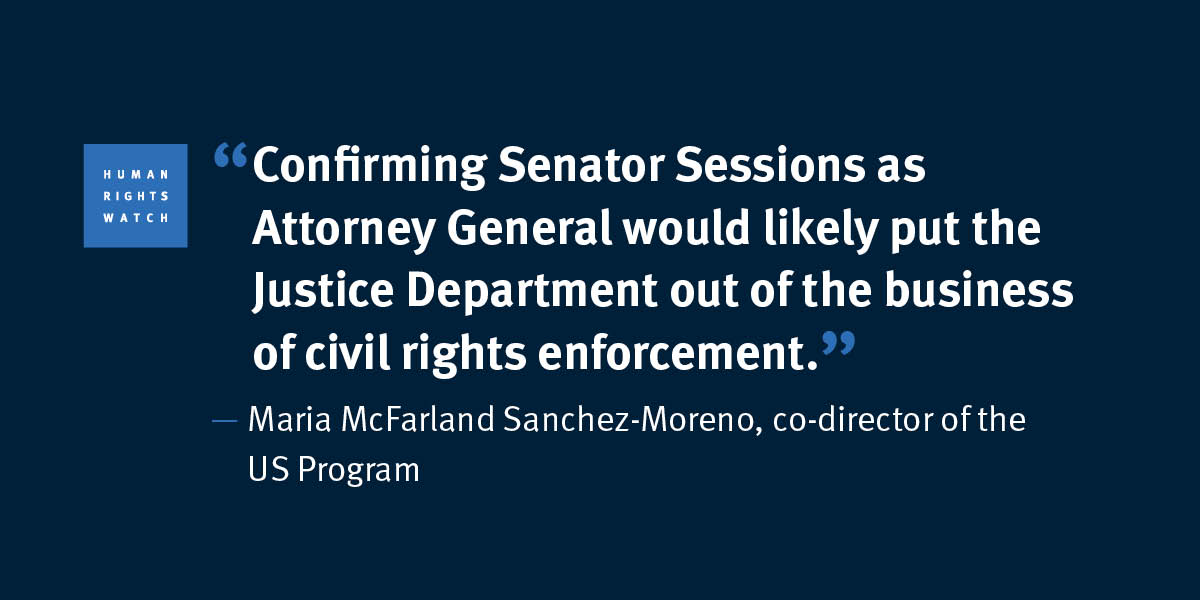 Quote of the Day by @MariaMHRW #Sessions https://t.co/w26pGkJYLW https://t.co/QAeN2EEuyo