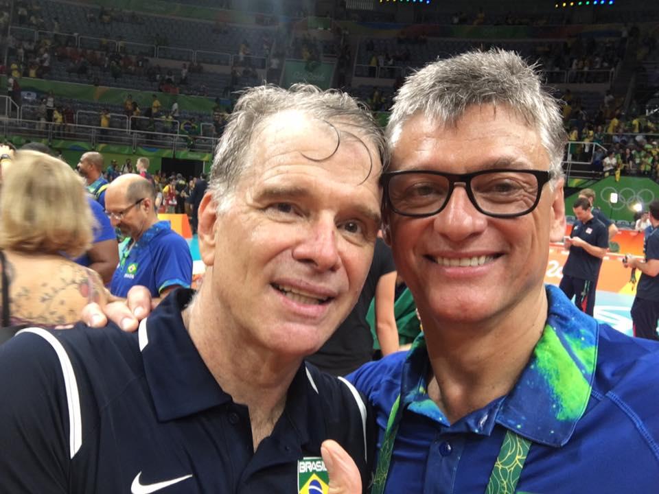 Bernardinho deixa a seleção de vôlei, e Renan Dal Zotto é o novo técnico. https://t.co/kEG5WM8l7X