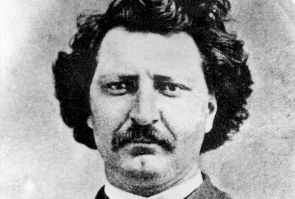 #Canada150  1885  «Louis Riel shall die though every dog in #Quebec bark in his favour» - Sir John A. Macdonald #autre150e <br>http://pic.twitter.com/irEsYtAhZl