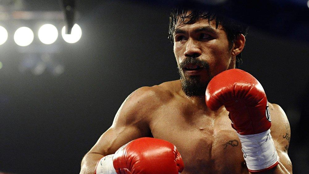 #Deportes Manny Pacquiao peleará contra el australiano Jeff Horn el 23...