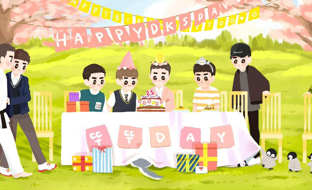 #HappyDyoDay #HappyDODay #경수야생일축하해  Happy Birthday to My Love Fanbook:  https://www. fanbook.me/artwork/1024416  &nbsp;  <br>http://pic.twitter.com/YHTc32PXZK